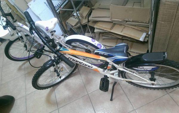 trasporto bici catanzaro